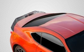 2013-2014 Scion FR-S Subaru BRZ Carbon Creations GT Concept Rear Wing Trunk Lid Spoiler - 3 Piece