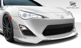 2013-2014 Scion FR-S Duraflex X-5 Front Lip Under Spoiler Air Dam - 1 Piece