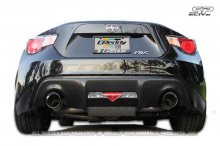 Greddy SP Elite Exhaust Scion FR-S and Subaru BRZ