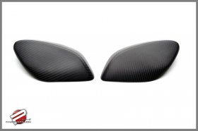 JDM Style Carbon Fiber Side Mirror Cap 13+ Subaru BRZ / Scion FR-S (Matte Finish)