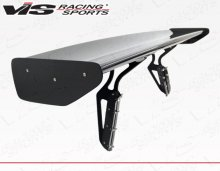 VIS Racing 2dr Quad Six Carbon Fiber Spoiler 2013 Scion FRS