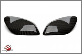 JDM Style Carbon Fiber Side Mirror Cap 13+ Subaru BRZ / Scion FR-S (Gloss Finish)