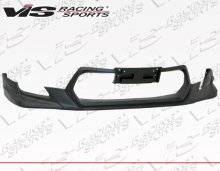 VIS Racing 2014 - 2014 Scion FR-S Subaru BRZ Techno R Front Lip