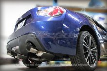 Greddy Evo3 Exhaust Scion FR-S and Subaru BRZ