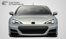 2013-2014 Scion FR-S Subaru BRZ Carbon Creations 86-R Front Bumper Cover - 1 Piece