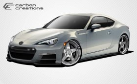 2013-2014 Scion FR-S Subaru BRZ Carbon Creations 86-R Body Kit - 4 Piece