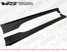 VIS Racing 2014 - 2014 Scion FR-S Subaru BRZ Techno R Side Skirts