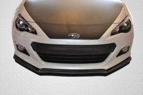 Carbon Creations ST-C Front Lip Under Spoiler Air Dam Subaru BRZ 2013-2014