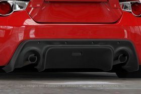 Greddy Rocket Bunny 86 Aero, Ver.2 - Rear Under Diffuser (only) Scion FR-S and Subaru BRZ