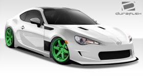 2013-2014 Scion FR-S Subaru BRZ Duraflex GT Concept Body Kit - 5 Piece