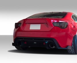 Extreme Dimensions Duraflex GT500 Wide Body Rear Diffuser Scion FR-S BRZ 2013-2014
