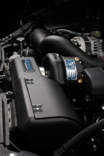 2013 FR-S/BRZ Complete System with V-3 H67B Supercharger and Air/Air Charge Cooler, Black Finish