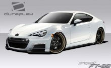2013-2014 Scion FR-S Subaru BRZ Duraflex 86-R Body Kit - 4 Piece