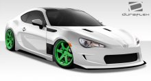 2013-2014 Scion FR-S Subaru BRZ Duraflex GT Concept Body Kit - 12 Piece