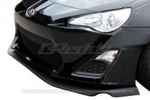 GReddy X Rocket Bunny 86 Aero, Ver.1 - Front Lip Spoiler (only) Scion FR-S and Subaru BRZ