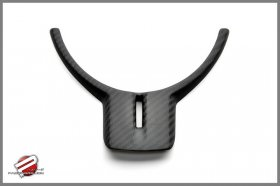 JDM Style Carbon Fiber Steering Wheel Trim 13+ Subaru BRZ / Scion FR-S (Matte Finish)