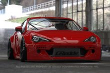 Greddy Full Rocket Bunny Wide-Body Aero Kit Ver.2 Scion FR-S and Subaru BRZ