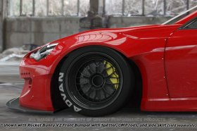 Greddy Rocket Bunny 86 Aero, Ver.2 - Front Fenders (only) Scion FR-S and Subaru BRZ