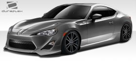 2013-2014 Scion FR-S Duraflex X-5 Body Kit - 6 Piece