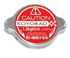 Koyo Type B Radiator Cap - FR-S/BRZ/GT86 (Blue / 1.3 Bar)