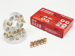 ICHIBA Version 2 Hubcentric Wheel Spacers 25MM